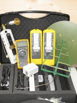 Elektrosmogmessung – die Strahlenquellen sind nicht immer offensichtlich