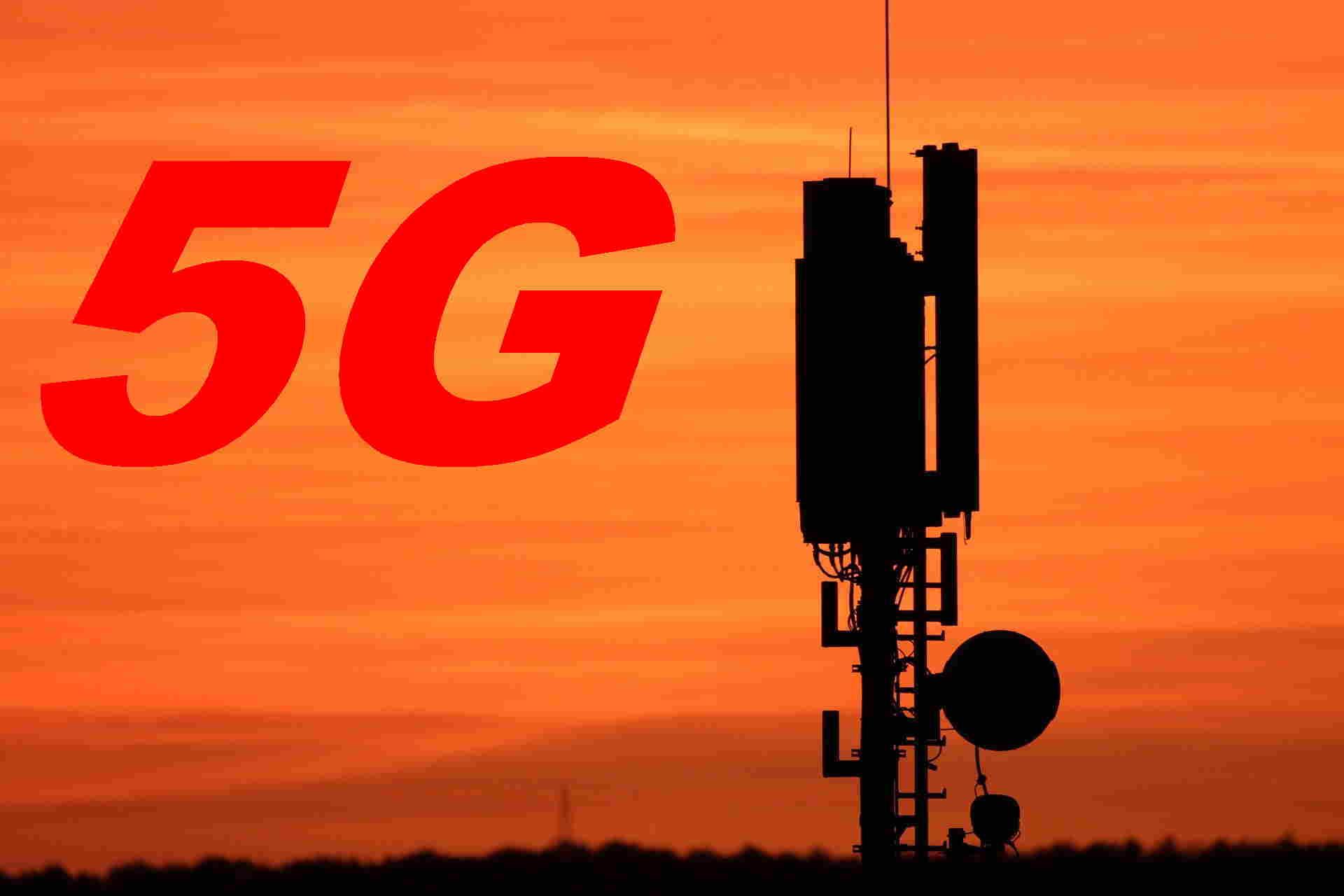 Nachteile durch 5G – Energiesparen sieht anders aus