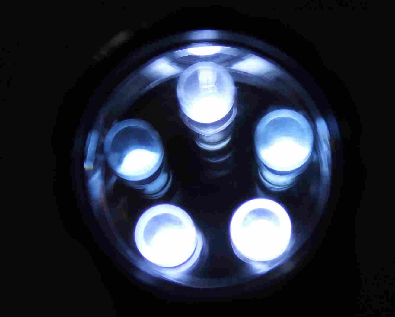 Wie schädlich sind LED-Lampen ?