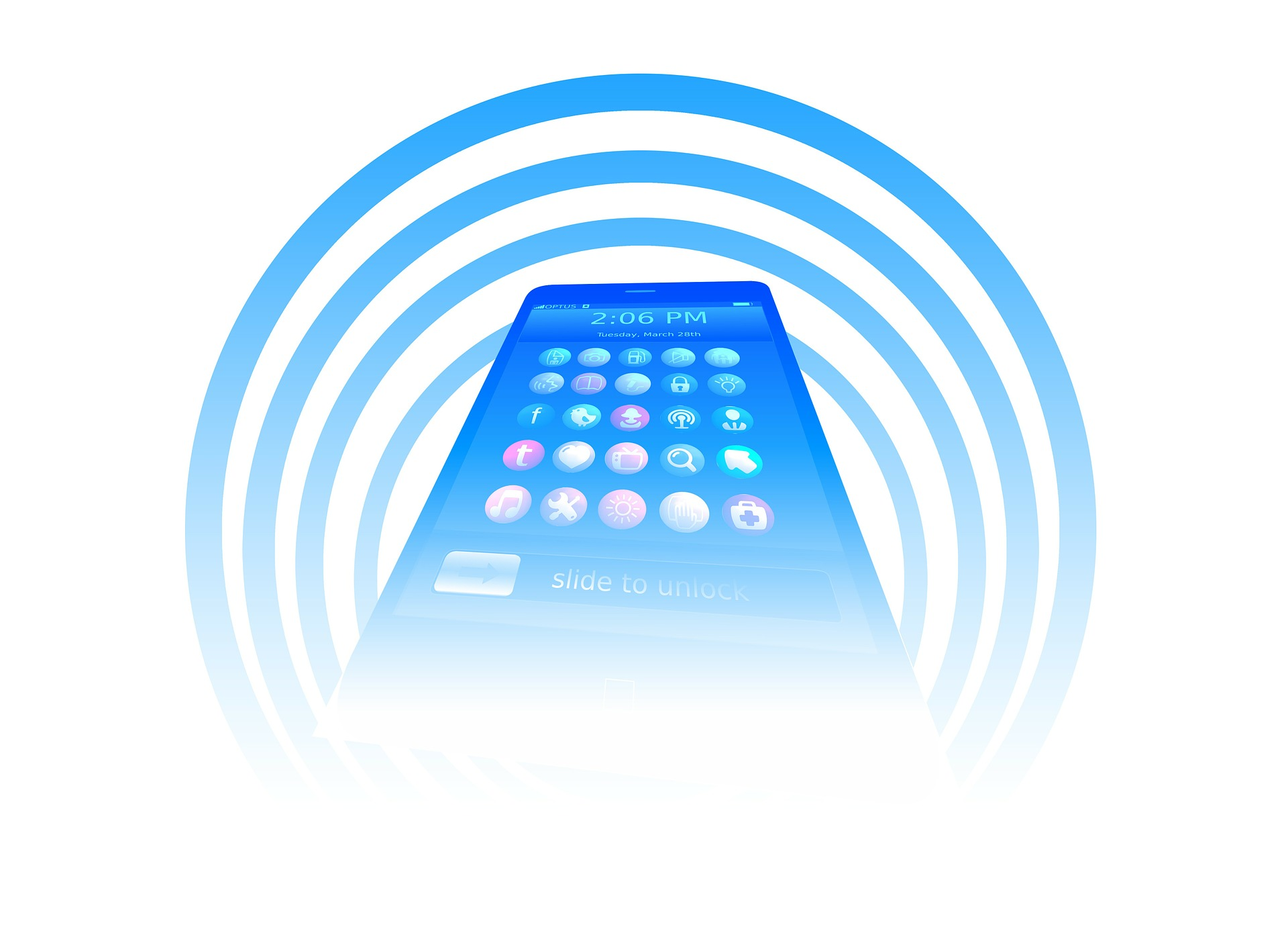 Elektromagnetische Strahlen durch Smartphones, Induktionsherde und Co.